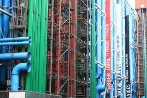 Centre Pompidou by Abylone