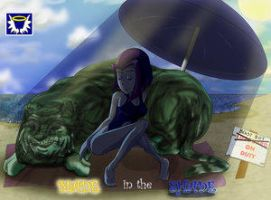 Made in the Shade by teentitans