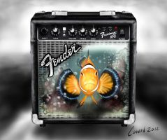 Fender Fish Tank by Keith0186