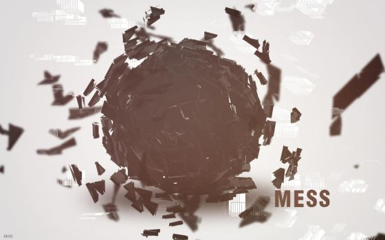 MESS by AnjosArt