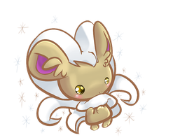 Shiny Cinccino by Chaomaster1