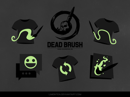 Deadbrush Icons by LimonTea
