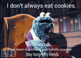 The most interesting Muppet in the world. by Chaser1992