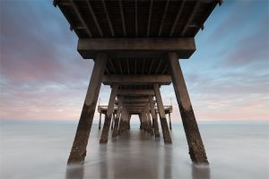 Pier Pastel by ChadRouthier