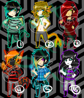 Adopt set (2/5 open) by MuteAdopts