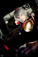 Final Fantasy Type-0: 7 by JoviClaire