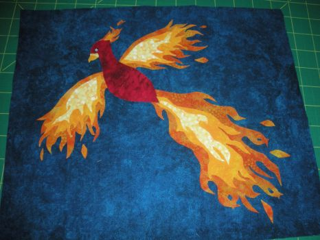 WIP- Firebird by squeejie