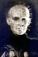 Pinhead portrait by ArtNomad