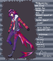 Tibumeru Application: Zane by Piyos-Adoptables