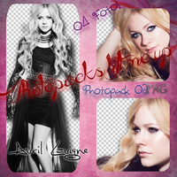 Photopack 02 PNG Avril Lavigne by PhotopacksLiftMeUp
