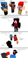 Crosser Over Comic by Teethdude