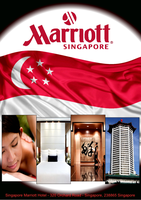Marriott Singapore Advertisement by drowe1016