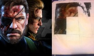 MGSV: Ground Zeroes Project Update 02 by Snake-Fangirl