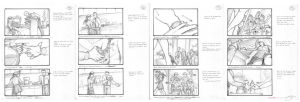 What a Day Storyboards Part2 by mavartworx