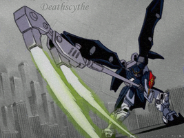 Deathscythe by Tortured-Poet