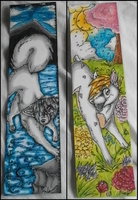 -C O : bookmarks - by ginga-wolf97