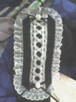 Gothic Lolita Headdress by deanie425
