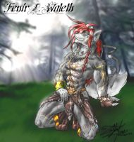 Fenir L. Waleth 'Colored by lomstat