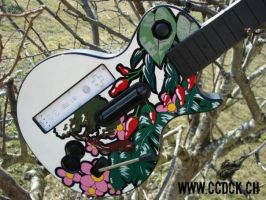 guitar hero faceplate custom 2 by ccdck