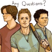 Team Free Will by MsIndieRock