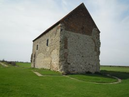 Church of St. Peter-on-the-Wall by awesomeizzy