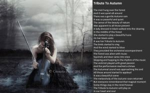 Tribute To Autumn by demonrobber