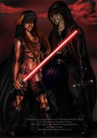 The New Dark Side by latent-ookami