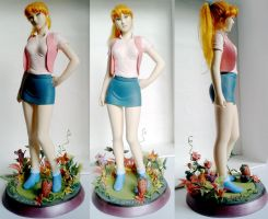 Flora young girl figurine by tjaden68
