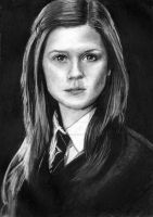 Bonnie Wright by arwenpandora