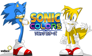 sonic colors Nov. 16 by wallacexteam