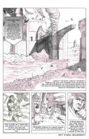 Prince Valiant school assignment by hcollazo2000