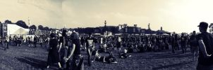 Wacken Open Air Panorama 2011 by Kokopa
