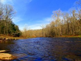 Ralph Stover Creek by RealityIntolerant