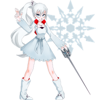 Ice Queen by SuperflatPsychosis