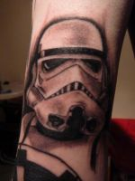 Star Wars Sleeve StormTrooper by phil616