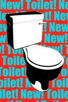 New Toilet by PopDavid