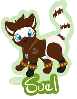 Baby badge 9 by Lincub