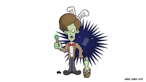 Doctor Who Easter by MaxGraphix