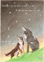 For you, Brother by K9battlecry