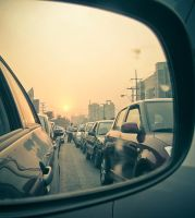 through the rearview by aymenr