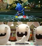Fans' Reaction to Metal Sonic in Sonic Boom by rabbidlover01