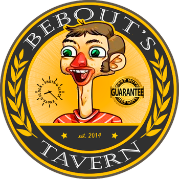Bebout's Tavern Logo by Ourobouros434