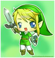 .:New Link:. by PhantomCarnival