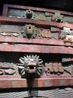 Temple of the Feathered Serpent by Elainn