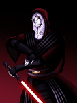 Lord Darth Sairon by ValeryScar