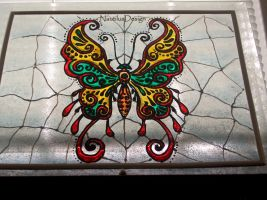 StainedGlass Imitation 2 by AquaMysteria