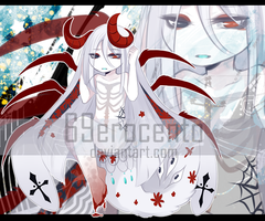 49 [CLOSED] .:. Ghost Demon by 69Erocento