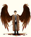 Castiel by Riding-Lights