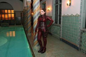 Mord Sith Pool 2 by ThePrincessNightmare