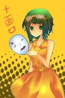 Ten Face GUMI by Lukascchi